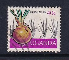Uganda: 1975   Ugandan Crops  SG152    40c    Used - Uganda (1962-...)