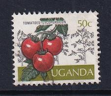 Uganda: 1975   Ugandan Crops  SG153    50c    Used - Uganda (1962-...)