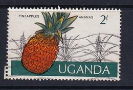 Uganda: 1975   Ugandan Crops  SG157    2/-    Used - Uganda (1962-...)