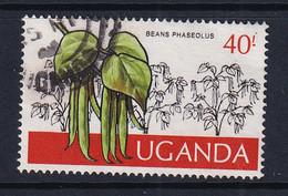 Uganda: 1975   Ugandan Crops  SG162    40/-    Used - Uganda (1962-...)