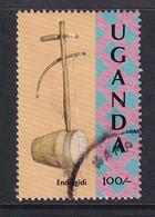 Uganda: 1992   Traditional Musical Instruments  SG1103    100/-    Used - Uganda (1962-...)