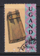 Uganda: 1992   Traditional Musical Instruments  SG1104    200/-    Used - Uganda (1962-...)
