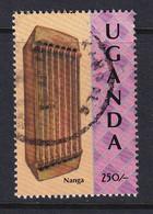 Uganda: 1992   Traditional Musical Instruments  SG1105    250/-    Used - Uganda (1962-...)