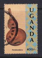 Uganda: 1992   Traditional Musical Instruments  SG1107    400/-    Used - Uganda (1962-...)