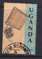 Uganda: 1992   Traditional Musical Instruments  SG1108    500/-    Used - Uganda (1962-...)