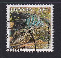 Uganda: 1996/98   Reptiles  SG1520    500/-    Used - Uganda (1962-...)