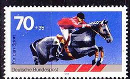 BRD FGR RFA - Springreiten (MiNr: 968) 1978 - Postfrisch MNH - Nuevos