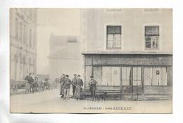 70 - VILLERSEXEL - Hôtel BEURRET. Beau Plan Animé - Autres Communes