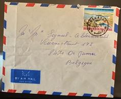 Briefomslag Uit Zaïre - Collections