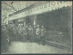§ Album Per Disegno Con Carta PIETRO MILANI Di FABRIANO-COOPERATIVA DI PRODUZIONE E LAVORO FRA CIECHI DI GUERRA§ § - War 1914-18