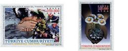 Ref. 92380 * MNH * - TURKEY. 1999. EARTHQUAKE OF 17 AUGUST . TERREMOTO DEL 17 DE AGOSTO - Gebruikt