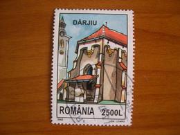 Roumanie Obl  N° 4747 - Usado