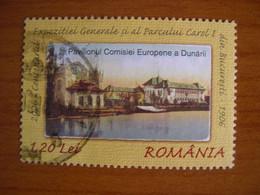 Roumanie Obl  N° 5106 - Usado