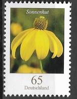 2006 Germany. Deutschland Germany Mi. 2524 **MNH    Blumen:  Sonnenhut (Rudbeckia Fulgida) - Neufs