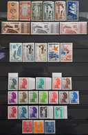 SAINT PIERRE ET MIQUELON - N°78-136-137-167-168-296-325 à 328-353-354-364-365-455 à 469-514-515-67-68-70 - MNH ** - Collections, Lots & Séries