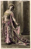 ACTRICE ESPIONNE  ......  MATA HARI De L'Olympia Par Liebert - Entertainers
