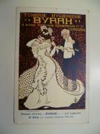 Carte Postale Ancienne Publicitaire BYRRH Concours D'affiches 5ème Prix / Georges BRUYER - Publicité