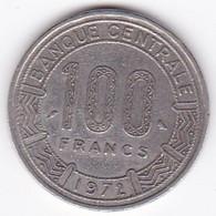 CAMEROUN – CAMEROON . 100 Francs 1972 , En Nickel . KM# 16 - Cameroon