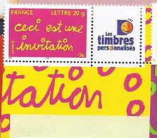 Francia/France/Frankreich 2005 Invito / Einladung / Invitation - Non Classés
