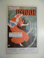 Carte Postale Ancienne Publicitaire BYRRH Concours D'affiches 5ème Prix / Arthur FOACHE - Publicité