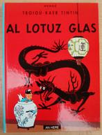 TINTIN LE LOTUS BLEU 2002 Rare Ré-édition 3000ex. En BRETON. HERGE - Comics (other Languages)