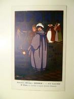 Carte Postale Ancienne Publicitaire BYRRH Concours D'affiches 2ème Prix / Joseph Hémard - Publicité