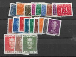 1950 Nederlands Nieuw Guinea NVPH 1-21, Postfris** - Nouvelle Guinée Néerlandaise