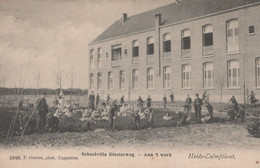 HEIDE-CALMPTHOUT - 1907 - Schoolvilla Diesterweg - Kalmthout