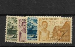 1956 Nederlands Nieuw Guinea NVPH 41-44, Postfris** - Nouvelle Guinée Néerlandaise