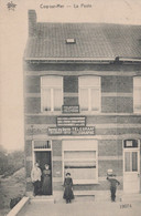 COQ-SUR-MER - 1912 - La Poste - De Haan