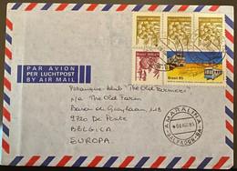 Briefomslag Uit Brazilië - Cartas