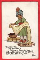 INDIA      SALAAM THIS LITLE INDIAN SAYS HGC MARSH LAMBERT  CHILDREN - India