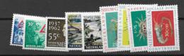 1962 Nederlands Nieuw Guinea Year Collection Postfris** - Nouvelle Guinée Néerlandaise