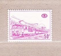 1968 TR391** Zonder Scharnier (A:Dof Papier/Papier Terne).Locomotieven.OBP 6,25 Euro. - 1952-....