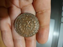 Portugal 10 Reis 1763 - Portugal