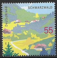 2006 Allem. Fed. Mi. 2554 ** MNH Blockmarke  Schwarzwald - Neufs