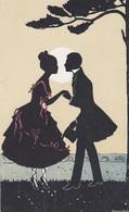 Illustrateur Manni GROSZE  - COUPLE -       (143/2) - Other Illustrators