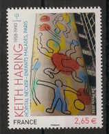 France - 2014 - N° Yv. 4901 - Keith Haring - Neuf Luxe ** / MNH / Postfrisch - Moderni