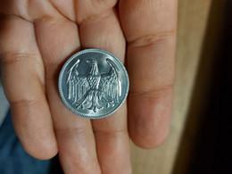 Germany Weimar 3 Mark 1922 - 3 Mark & 3 Reichsmark