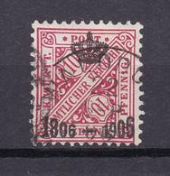 Wuerttemberg - 1906 - Dienstmarken - Michel Nr. 220 - Gestempelt - Wurttemberg