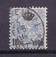 Wuerttemberg - 1906 - Dienstmarken - Michel Nr. 221 - Gestempelt - Wurtemberg