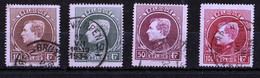King Albert, 1929, Used - 1929-1941 Gran Montenez