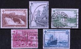Struggle Against TB, 1929, Used, Part Set - 1929-1941 Gran Montenez