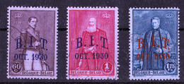 "100th Ann Independence, Optd ""BIT"",1930, Used - 1929-1941 Gran Montenez"