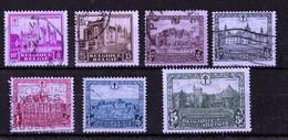 Struggle Against TB,1930, Used - 1929-1941 Gran Montenez