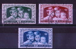 Charity,1935, Used - 1934-1935 Léopold III