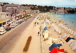 Automobiles - Voitures De Tourisme - Saint Cast - Boulevard De La Mer Et La Plage - Flamme Postale De Saint Cast - CPM - - Passenger Cars