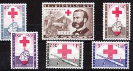 1959, UMM, 100th Ann Red Cross - Otros