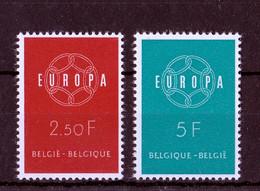 1959, UMM, Europa - Otros