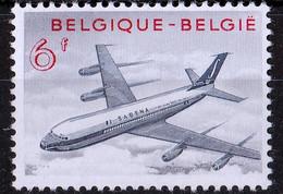 1959, UMM, Sabena's Boeing 707 - Otros